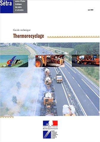 Guide technique thermorecyclage