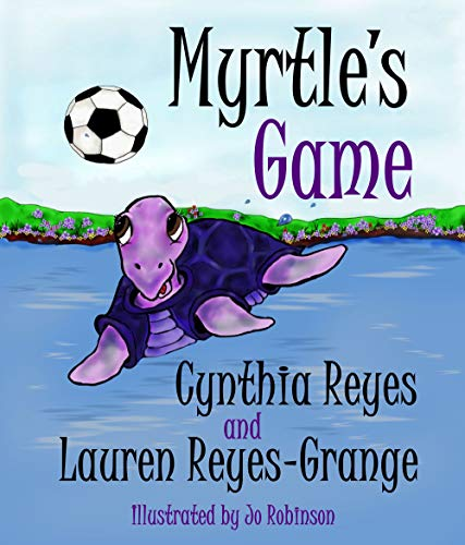 Myrtle's Game (Myrtle the Purple Turtle Book 2) (English Edition)