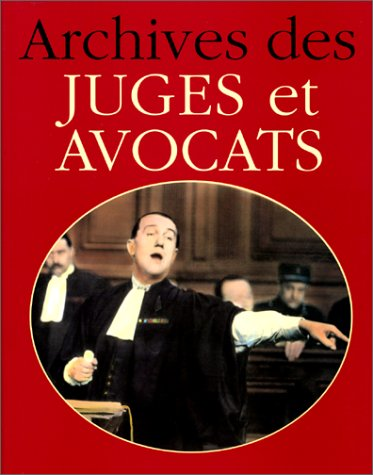 Archives des juges et des avocats