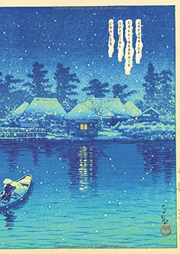 Cahier Spécial Calligraphie Japonaise: Cahier d'écriture Japonais Carnet de écriture kanji japonais, kana, hiragana et katakana. par Cahiers d'écriture japonais par Blossom Press