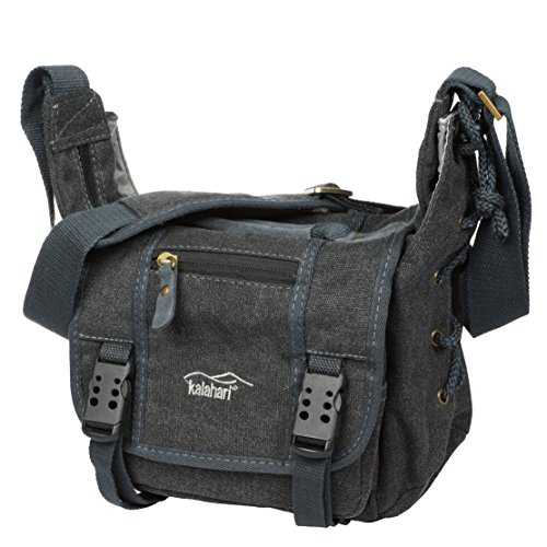 fototasche kalahari Kalahari k-21 SLR-Kameratasche schwarz