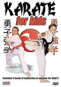Karate for Kids [DVD] [Region 1] [US Import] [NTSC]