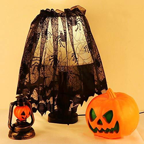 Halloween Elemente - waysad Halloween Dekoration Licht - Lace