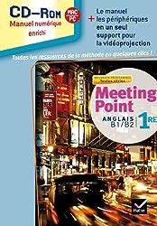 Meeting point anglais 2011 : Version utilisateurs de la méthode (1Cédérom)
