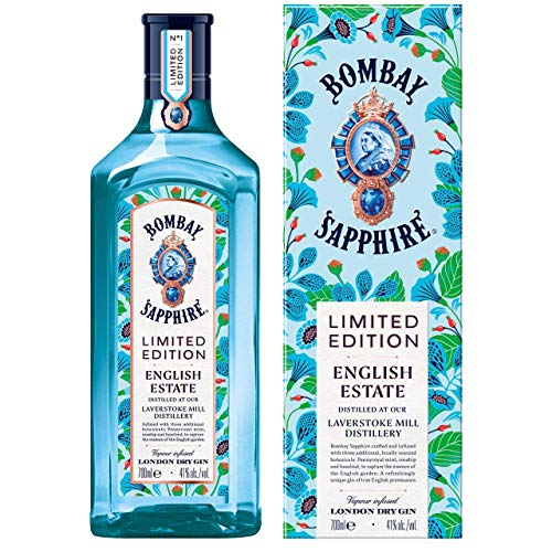 Bombay Sapphire English Estate Limited Edition (0.7 l)