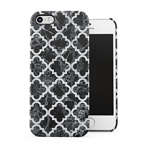 Marble Stone Forest Woods Nature Tumblr Apple iPhone 4 , iPhone 4S Snap-On Hard Plastic Protective Shell Case Cover Custodia Black Marble Block