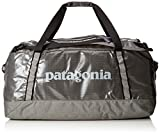 Patagonia Unisex-Erwachsene Back Hoe Duffe 90 Rucksack, Grau (Hex Grey), 45 cm