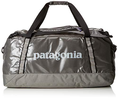 Patagonia Unisex-Erwachsene Back Hoe Duffe 90 Rucksack, Grau (Hex Grey), 45 cm -