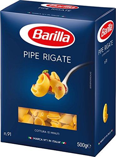 Barilla Pipe Rigate 500 g