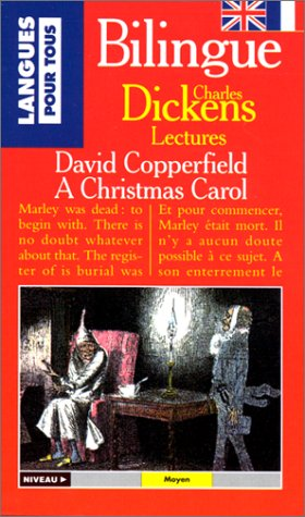 LECTURES. David Copperfield, A Christmas Carol par DICKENS