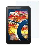 atFolix Schutzfolie kompatibel mit HP Pro Tablet 408 G1 Panzerfolie, ultraklare & stoßdämpfende FX Folie (2X)