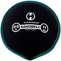 Hyperwear SandBell Poids Sac de sable d'entraînement gratuit Poids (rempli) 4,5kilogram