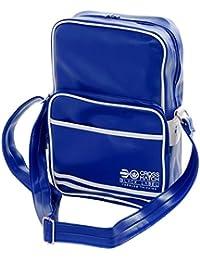 Crosshatch - Bolso mochila  para mujer azul azul real
