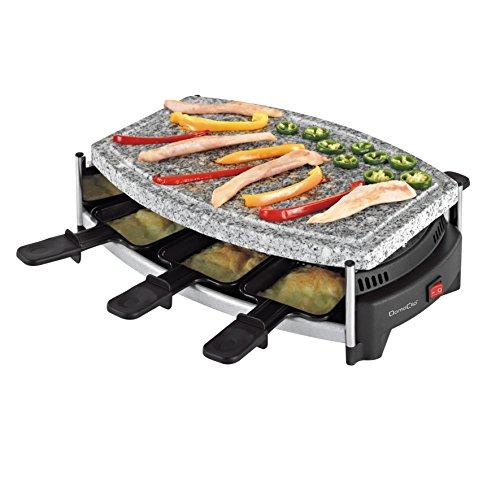 Domoclip DOM223 - Raclette para 6 personas