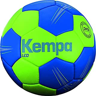 Kempa Unisex- Erwachsene Leo Handball, Ball, grün, 0