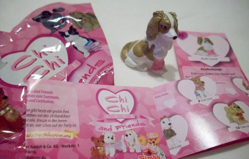 Chi Chi Love and Friends Nr. 22 - Kooikerhondje (Kooikerhondje Hunde)
