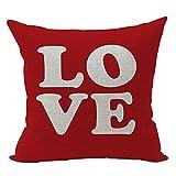 Rcool Fundas Cojines Conjunto Fundas Cojines Throw Pillow Cojines Decoracion Rellenos de cojin de Funda de Almohada,Funda de almohada Cojín Funda de almohada