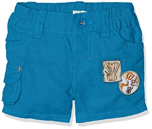 United Colors of Benetton Baby-Jungen Shorts, Blau (Blue), 9-12 Monate (Herstellergröße: 74)