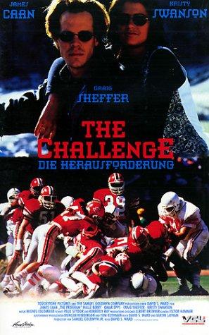 The Challenge - Die Herausforderung [VHS] (James Programm Das Caan)