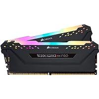 Corsair Vengeance RGB PRO DDR4 Light Enhancement KIT (ohne verbauten Arbeitsspeicher) Enthusiast RGB LED-Beleuchtung…