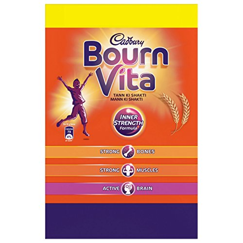 Cadbury Bournvita Chocolate Health Drink – 2 kg Pack