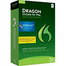 Dragon Dictate 3.0: Wireless, Educational Online Validation Program (Mac)
