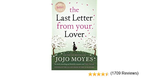The Last Letter from Your Lover eBook Jojo Moyes Amazon