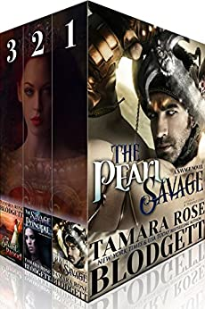 The Savage Series, Books 1-3: A Soulmate Dark Paranormal Romance (English Edition) von [Blodgett, Tamara Rose]