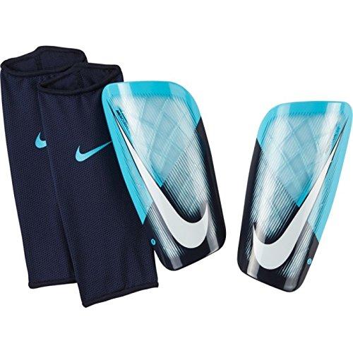 Espinilleras Nike Mercurial Lite Shin Guard Con Media Compresora