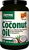 Best Jarrow Organic Formulas - Jarrow Formulas Coconut Oil 100% Organic, Extra Virgin Review