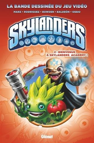 Skylanders - Tome 02 : Bienvenue à Skyl...