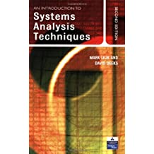 An Introduction to Systems Analysis Techniques