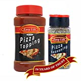 #5: EasyLife Combo of Pizza Topping 350g & Seasoning 25g