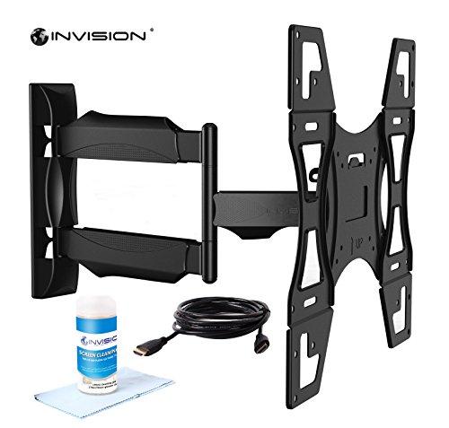 Invision® Neig und Schwenkbar TV Wandhalterung 26