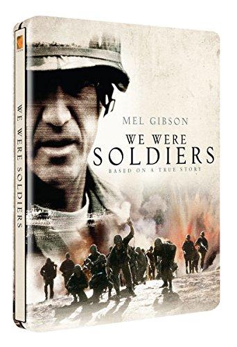We Were Soldiers BluRay Steelbook [Blu-ray]