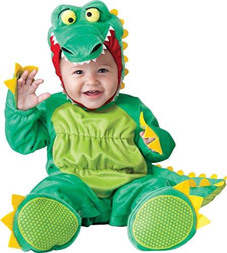 Generique - Deluxe Krokodil-Kostüm für Babys 68/74 (6-12 ()