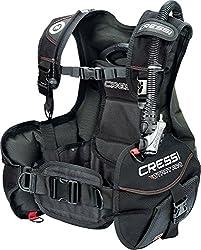 Cressi Premium Tauchjacket - mit Bleisystem