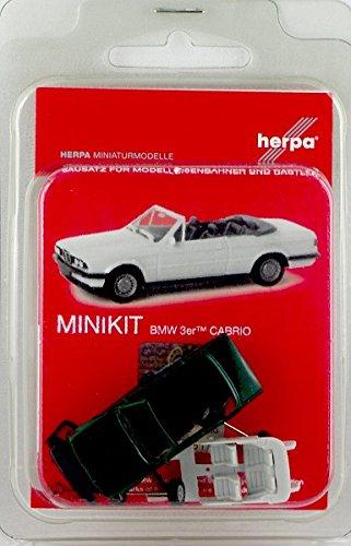 Herpa - 012225-004 - MiKi BMW 3er E30  Cabriolet - d'occasion  Livré partout en Belgique