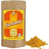 Kurkuma-Pulver, BIO, naturrein, biophysikalisch besonders hochwertig - viel mehr als ein Gewürz 250 g