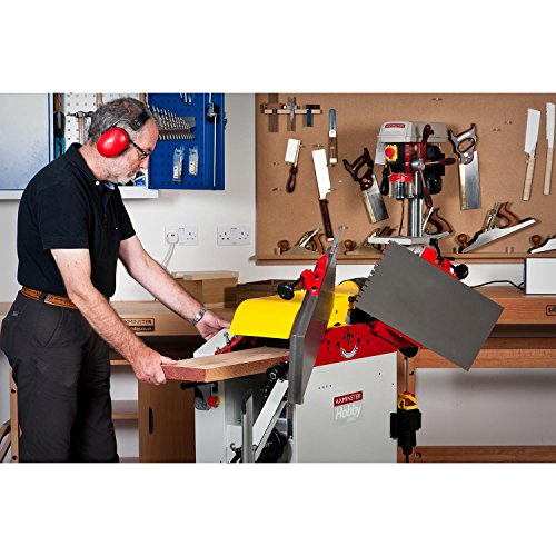 Axminster Hobby Series AH106PT Planer Thicknesser