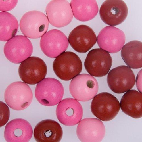 i-mondir-30-holzperlen-farbmix-pinktone-12mmoe-schweiss-und-speichelfest
