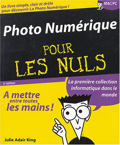 Photo numérique par Julie Adair King