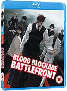 Blood Blockade Battlefront Standard BD [Blu-ray]