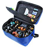 Storage and Carrying Case / Bag pour Skylanders Giants Portal and Figures (Xbox360/PS3/Wii/3DS/PC)