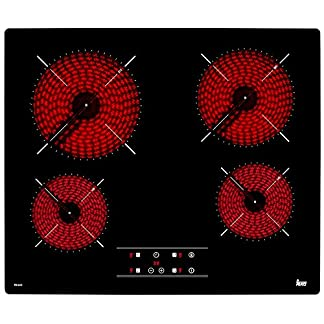 Placa de vitrocerámica TB 641540239042 de Teka – 4,60cm/Sensor Control