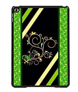 Printvisa 2D Printed Designer back case cover for Apple iPad Air - D4354