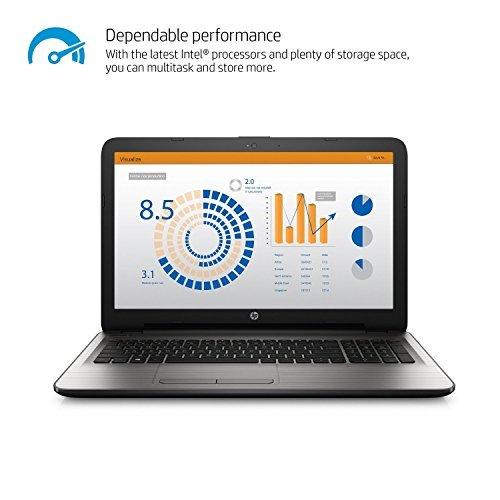 2016 HP Pavilion High Performance Laptop 15.6″ FHD (1920×1080) Display, Intel Core i5-6200U Processor up to 2.8GHz, 8GB Memory, 128GB SSD, DVD+/-RW, Webcam, HDMI, Bluetooth, WIFI, Windows 10 51W2Pp E4OL