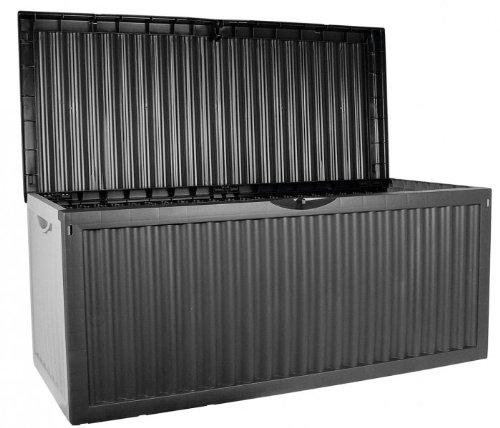 Jelenia Plast Gartenkissenbox 120x52x54cm 350L Anthrazit