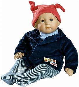 Desconocido sigikid 26577  - Sigikid Junior muñeca, Mamelucos rayados