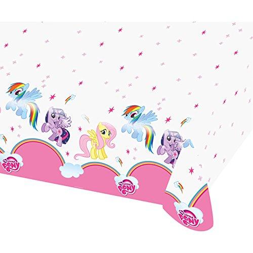 PARTY DISCOUNT NEU Tischdecke My Little Pony, 120x180 cm